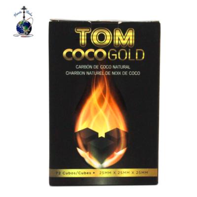 carbón tom cococha gold 26mm 1kg