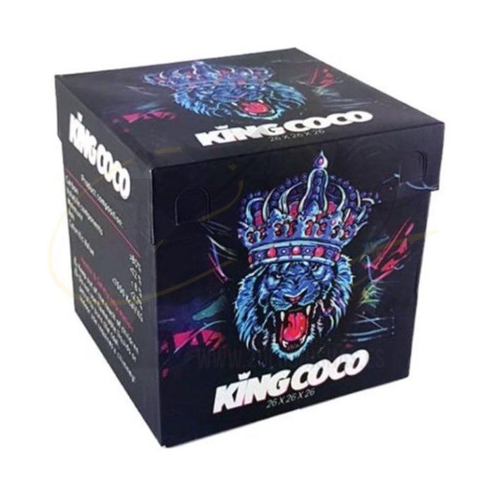 carbón king coco 1kg